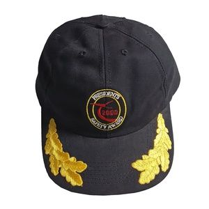Mens Vintage Presidents Safety Award 2000 Snapback
